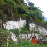 gufa-mandir at Ranibag near Kathgodam
