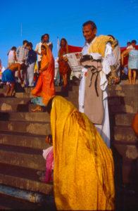 Kumbh crowd
