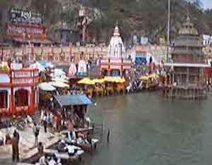 Prayagraj Ganga