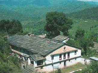 Almora an old house
