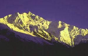 Dzongri Sikkim