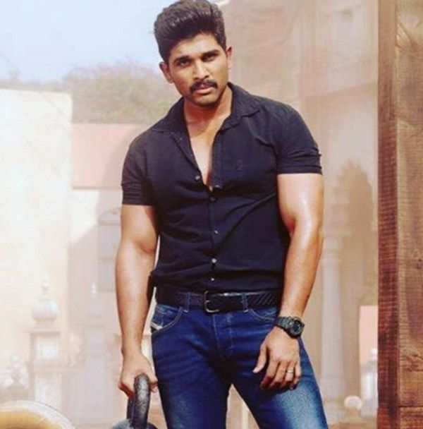 100 Allu Arjun Handsome Images And HD Wallpapers