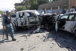 Jalalabad blasts