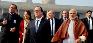 Modi-Hollande 1