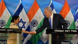 Netanyahu-Swaraj