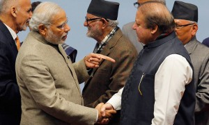 Modi-Sharif SAARC summit
