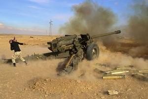Saudi syria war