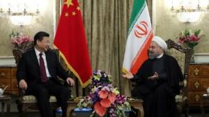 Xi iran visit
