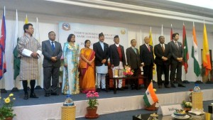 Sushma Swaraj SAARC meet