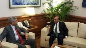 India-Pak FS meet