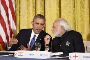 Modi-Obama at NSS