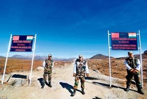 Arunachal border