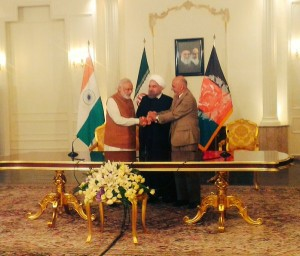 India-Iran-Afghanistan trilateral