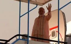 PM Modi 5 nation visit