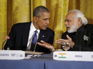 PM Modi-Pres Obama
