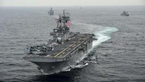 US-China maritime