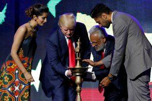 trump-india