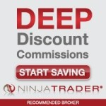 NinjaTrader Futures Broker Discount Commissions