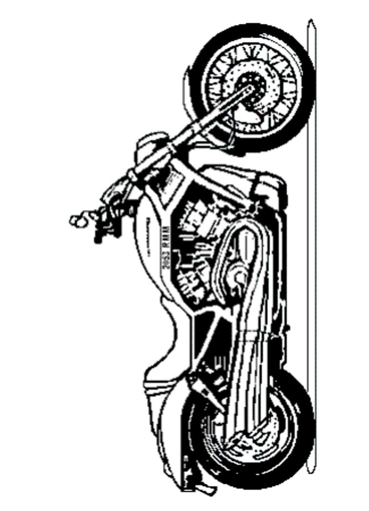 Índice de dibujos: motos