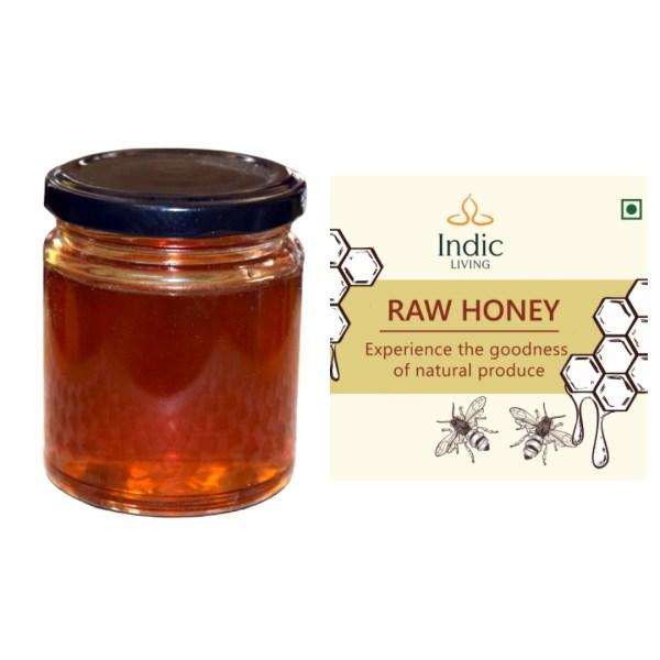 Indic_Living_Organic_Honey
