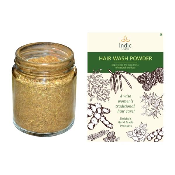 Indic_Living_Organic_Hair_Wash_Powder