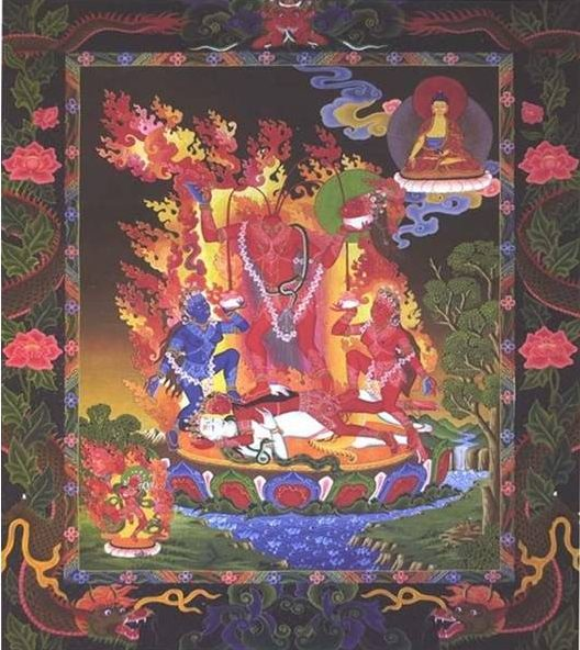 Female Deities In Vajrayana Buddhism - Indic Today