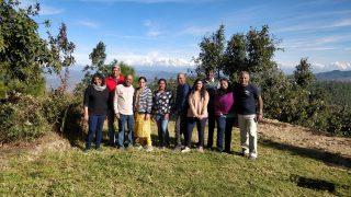 Himalayan Writing Retreat Pingali Gopal