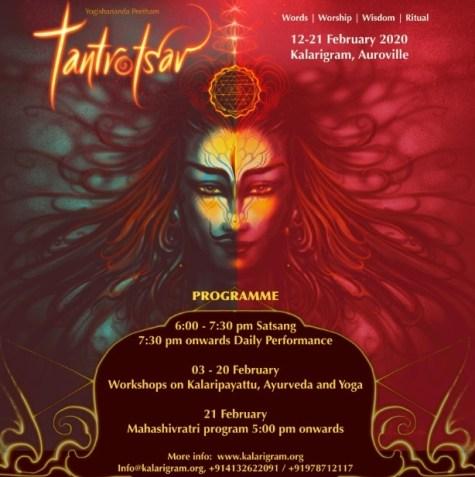 Tantrotsav 2020 Poster