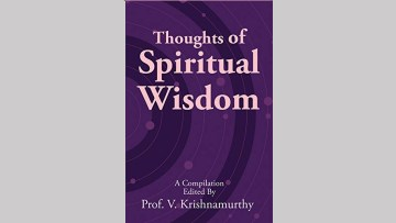 A Life Immersed in Vedanta & Mathematics: Prof. V Krishnamurthy (Part II)