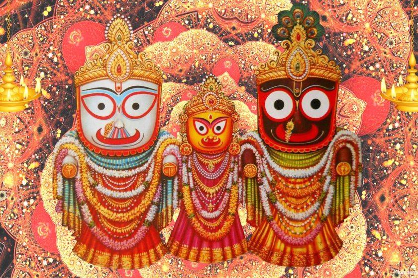 Shri Jagannath's Seven Style Statements In Kartika Masa