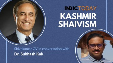 Kashmiri Shaivism- A Conversation with Subhash Kak