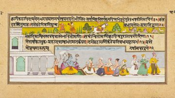 Purāṇas as the Source for a Chronology of Indian History