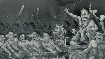 ಘಟೋತ್ಕಚನೆಂಬ ಮುದ್ದು ರಾಕ್ಷಸ