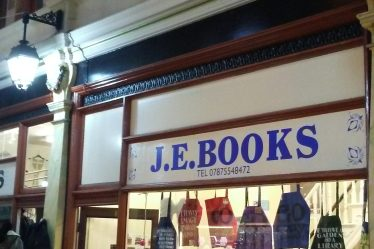 J.E. Books, Hull