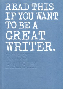 Read This If You Want To Be A Great Writer