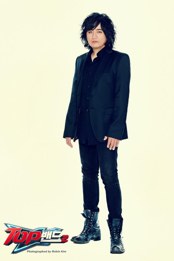 Top Band 2 Judges: Shin Dae Chul