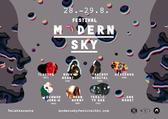 Modern Sky Helsinki 2015