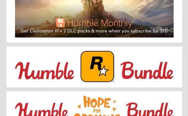 The Humble Rockstar Bundle Coming Soon Indie Game Bundles