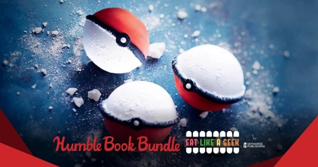 The Humble Book Bundle Eat Like a Geek by Skyhorse