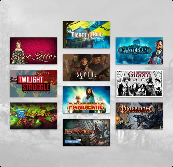 The Humble More Board Games Bundle