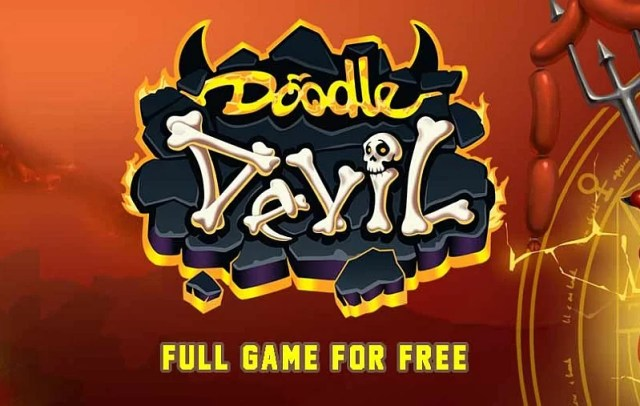 Doodle Devil is free on IndieGala