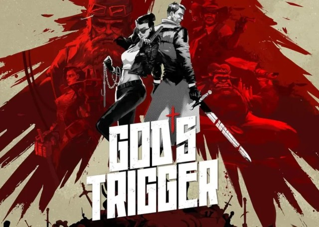 Free Game on Epic Games Store: God's Trigger