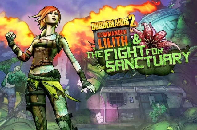 Free on Epic: Borderlands 2 DLC Commander Lilith & the Fight for Sanctuary