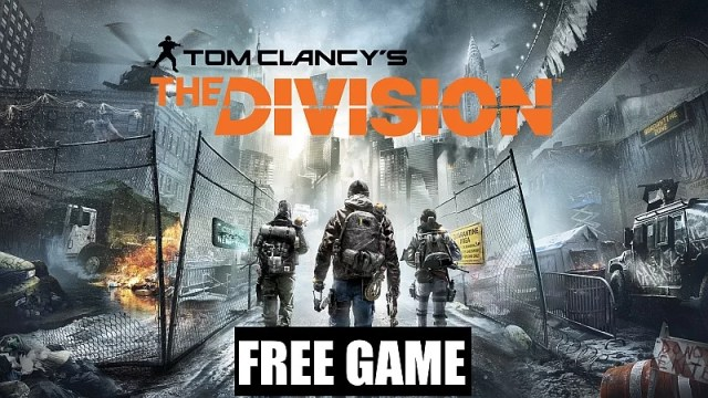 Ubisoft is giving away Tom Clancy's The Division for FREE