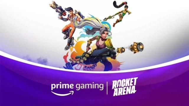 Let's Rocket! Unlock Rocket Arena for FREE on Origin