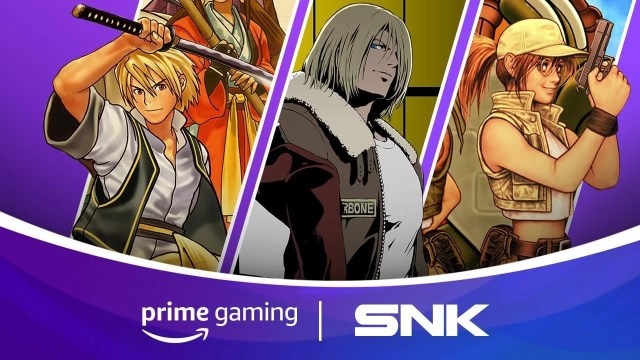 This third and final collection of free SNK games includes the following titles: The Last Blade 2 – The legendary weapons-based fighting game, which was originally released on the NEOGEO game system in 1998. Garou: Mark of the Wolves – Jump into this legendary series with a new hero, Rock Howard, and a plethora of charismatic new characters in this 1999 classic. Metal Slug 3 – This masterpiece is highly praised for its refined balance and game volume within the 2D run and gun action shooting game series. Samurai Shodown V Special – Gather and clash with 28 fierce warriors in this upgraded version of Samurai Shodown V, which was first released in 2004. The King of Fighters '97 Global Match – The final chapter in the King of Fighters Orochi Saga, which cemented King of Fighters as a staple in the fighting game community. The King of Fighters '98 Ultimate Match Final Edition – Fight in endless and epic battles in the ultimate and final version of The King of Fighters '98, which offers an alternate version of some characters, bringing the total roster of fighters to 64 and creating infinite team combinations. The King of Fighters 2002 Unlimited Match – Battle it out in the fully upgraded version of The King of Fighters 2002 and the second title in the Unmatched series. Shock Troopers – Progress through the battlefield, choosing the best routes and strategy in a fan favorite 2D top-down view action shooting game released exclusively on NEOGEO MVS in 1997.