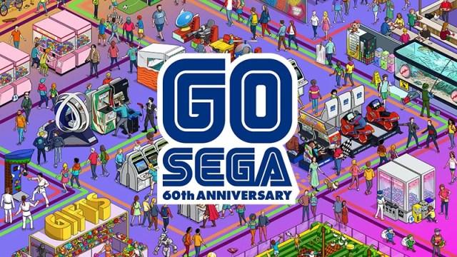 SEGA's 60th Anniversary Celebration - Free Mini Games Oct 15-18