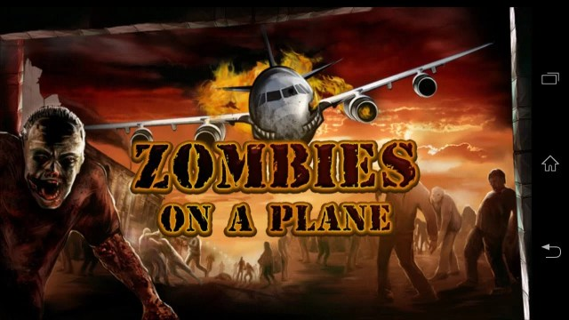 Free Game on Indie Gala: Zombies on a Plane Deluxe