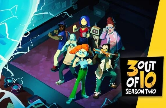 3 out of 10: Season Two is Free on Epic Games Store