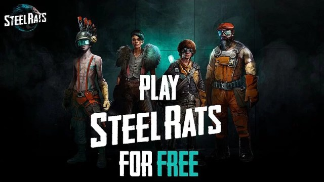 Get Steel Rats for free on Steam 2